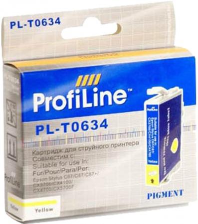 Картридж совместимый ProfiLine 0634 для Epson желтый