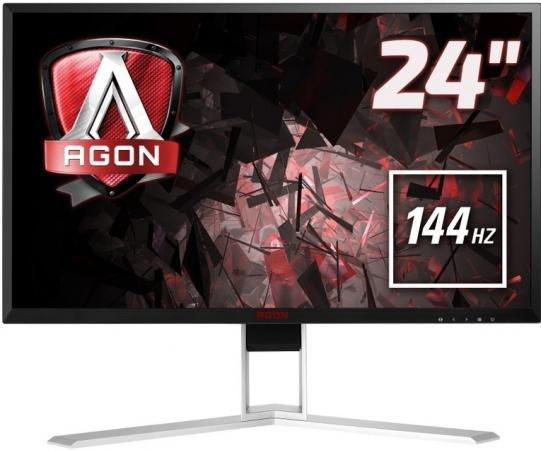 """Монитор 23.8"""" AOC AG241QX черный"""