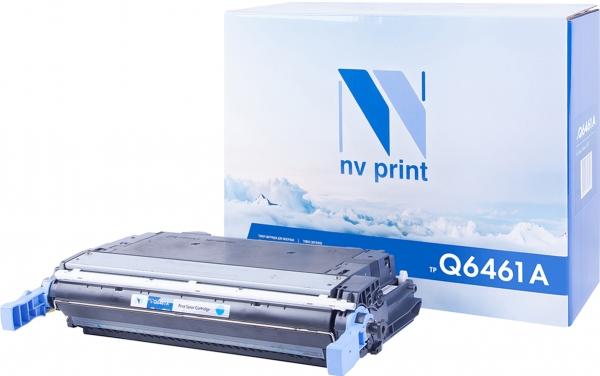 Картридж совместимый NVPrint Q6461A для HP голубой