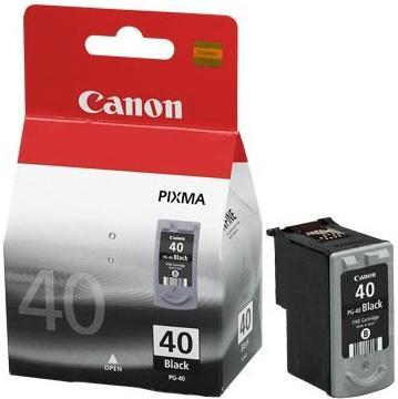 Картридж CANON PG-40 черный оригинальный
