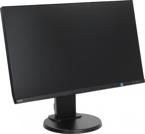 Монитор 24'' NEC E241N-BK Black