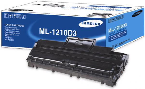Тонер-Картридж SAMSUNG ML-1210D3 оригинальный