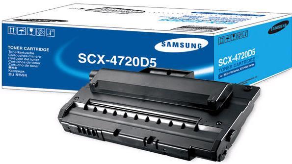Картридж Samsung SCX-4720D5 совместимый NV Print