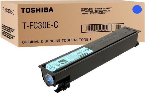 Картридж Toshiba T-FC30EC (6AJ00000099) синий оригинальный