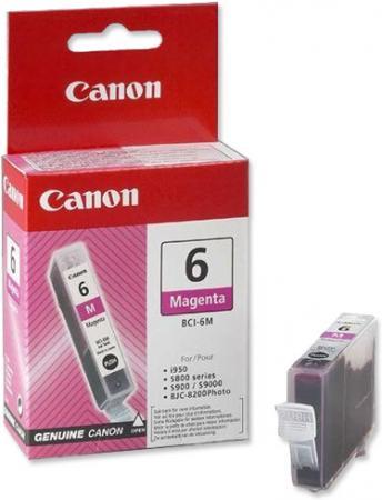 Картридж CANON BCI-6PM фото пурпурный оригинальный