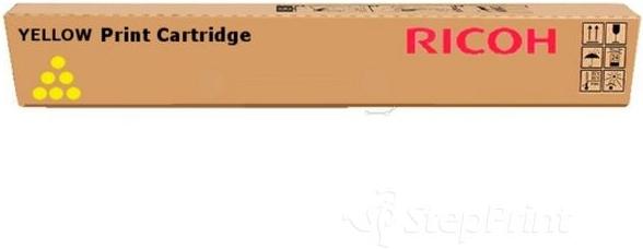 Тонер-картридж MPC3501E/MPC3300E для Ricoh желтый