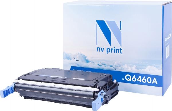 Картридж совместимый NVP Q6460A черный для HP