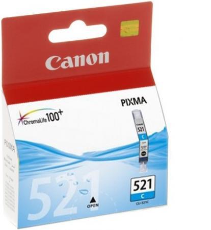Картридж Canon 521 С синий совместимый