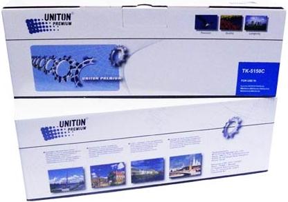 Картридж совместимый UNITON Premium TK-5150C синий для Kyocera