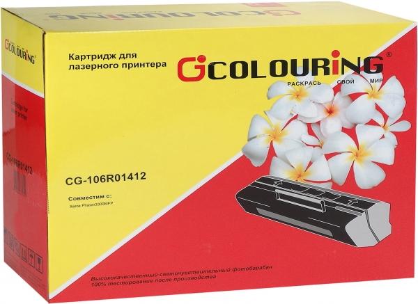 Картридж совместимый Colouring 106R01412 для Rank Xerox
