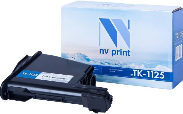 Картридж совместимый NVPrint TK-1125 для Kyocera Mita