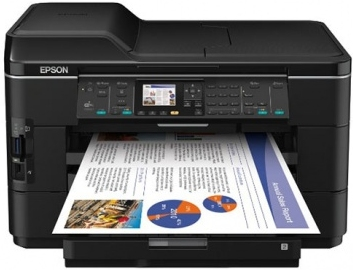 МФУ Epson WorkForce WF-7525 A3