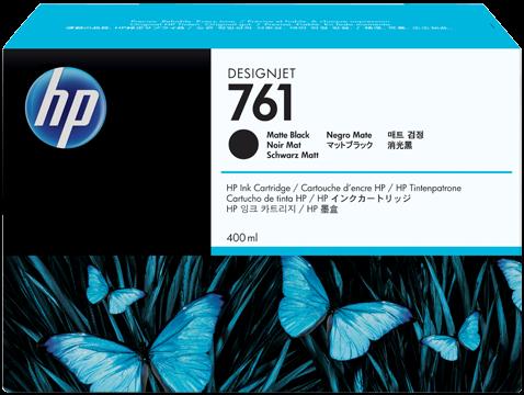 Картридж HP CM991A черный матовый оригинальный