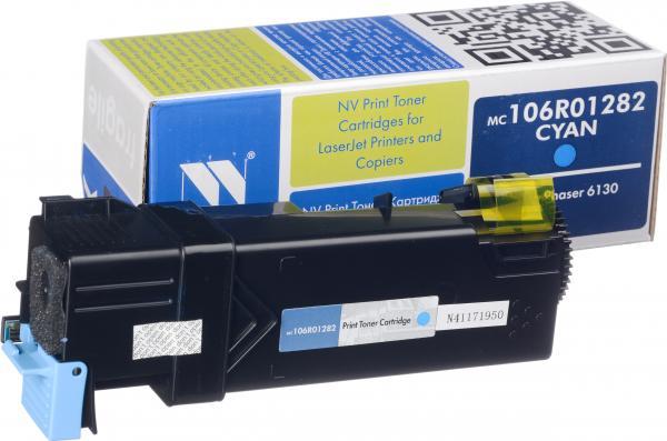Картридж совместимый NV Print 106R01282 голубой для Xerox
