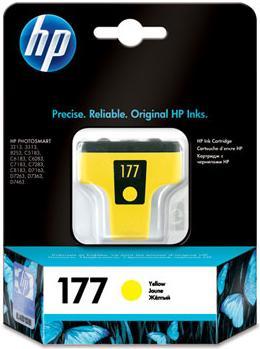 Картридж HP C8773HE желтый оригинал