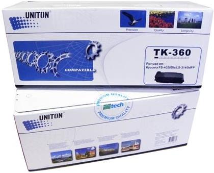 Картридж совместимый Uniton Premium TK-360 для Kyocera