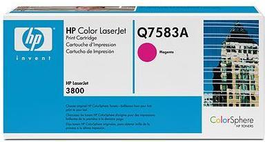Картридж HP Q7583А пурпурный оригинальный