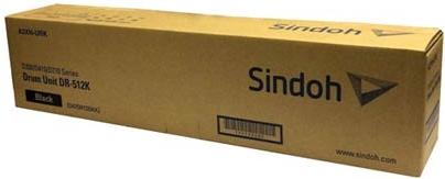 Картридж для Sindoh Color D201/D202 Drum Unit DR-512K черный оригинальный