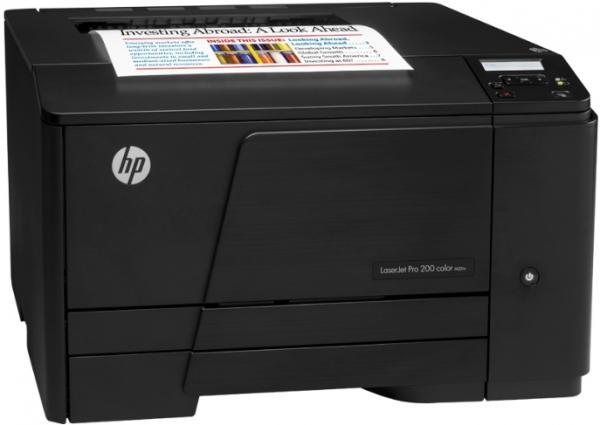 Принтер HP LaserJet Pro 200 Color M251n