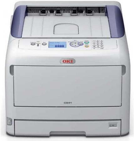 Принтер лазерный OKI C841DN-EURO
