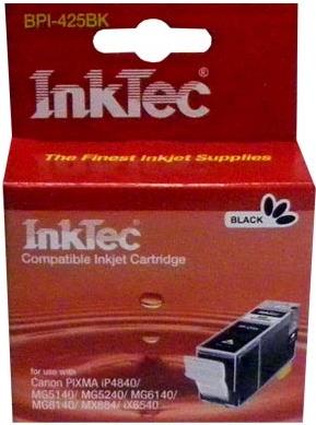 Картридж совместимый PGI-425PGBK черный для CANON