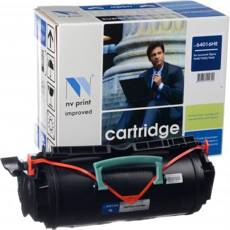 Картридж Lexmark 64016HE совместимый NV Print