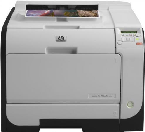 Принтер HP LaserJet Pro 400 color M451nw