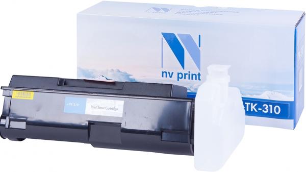 Картридж совместимый NVPrint TK-310 для Kyocera