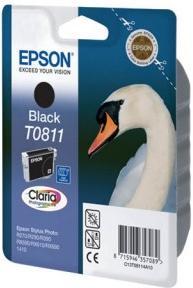 Картридж EPSON T08114A черный оригинальный