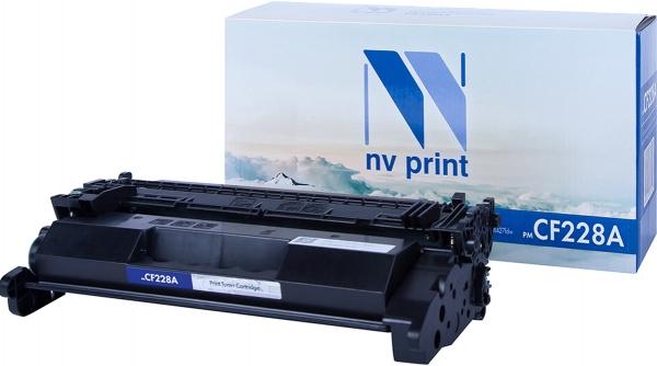 Картридж совместимый NVP CF228A черный для для HP