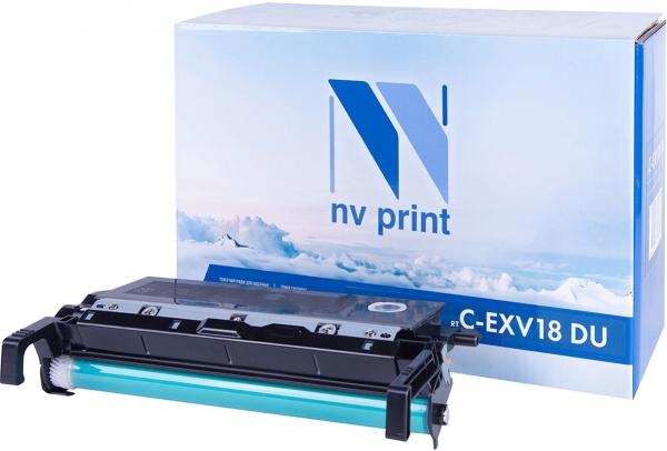 Барабан совместимый NVPrint NV-CEXV18DU для Canon