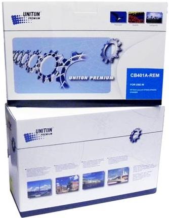 Картридж совместимый UNITON Premium CB401A голубой для HP