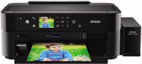 Принтер Фабрика Печати Epson L810